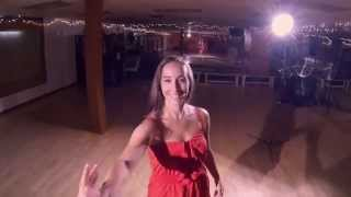 preview picture of video 'GoPro: Virtual Salsa dancer - First Person View - How it feels to salsa with a great dancer'