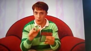 Blue's Clues thinking time Math!
