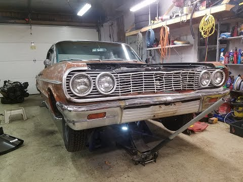Making the 1964 Impala run