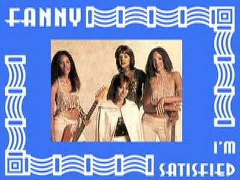 "FANNY-""I'M SATISFIED"" (1973)"