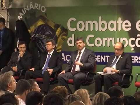 Assembleia Legislativa participa do Seminário de Combate à Corrupção