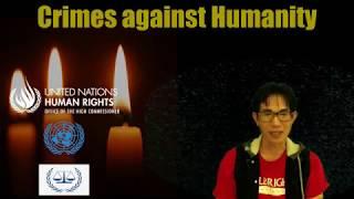 แผนร้ายล่าคนไทยต่างแดน + กำจัด ธนาธร  = Crime against Humanity โดย ดร. เพียงดิน รักไทย 7 เม.ย.62