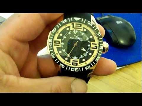 Aquaswiss Watch