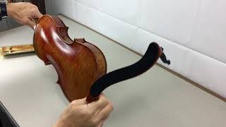 viva la musica shoulder rest review - मुफ्त
