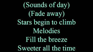 Right Here In My Arms (Reunion) - Lyrics
