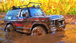Rc Car Extreme Mudding 4x4 Off Road