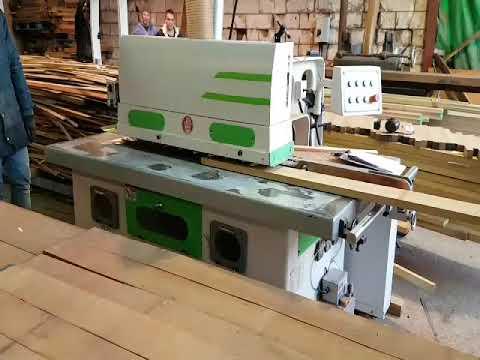 Interwood Straight Line Edger model SL455