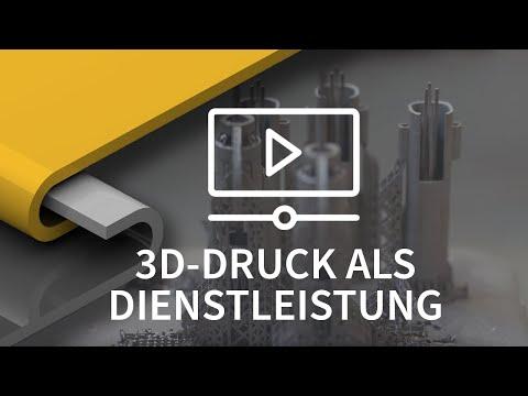 Proto Labs 3D-Druck
