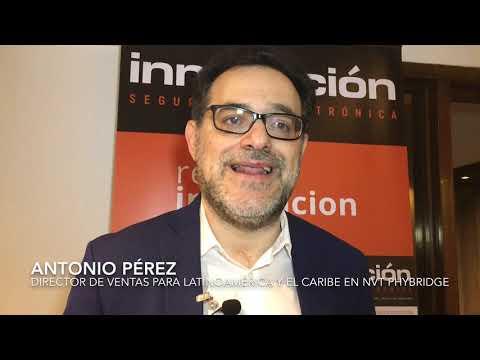 Antonio Perez en el Encuentro Tecnológico ALAS Buenos Aires 2019
