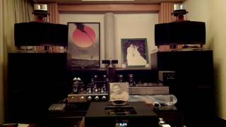 ALTEC A5 - Close Your Eyes (Aaron Neville)