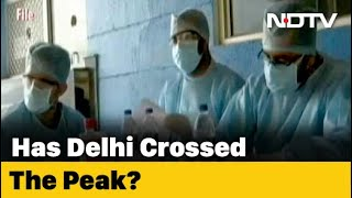 Covid-19 News: Decline In Delhi Active COVID-19 Cases