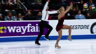 Madison Hubbell and Zachary Donohue | Champions Series Presented By Xfinity