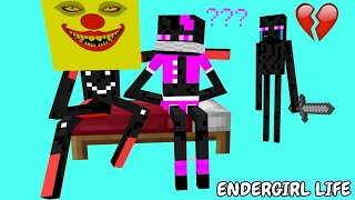 Monster School : Enderman's Life - BEST Minecraft Animation