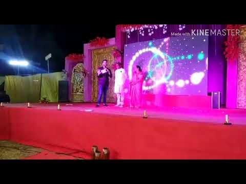 Hosting the wedding Gig of Tiwari Family