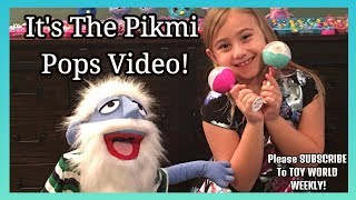 PIKMI POPS VIDEO-TOY WORLD WEEKLY