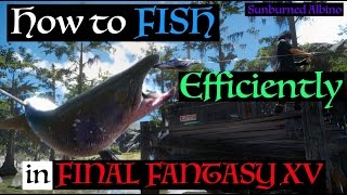 Рыбалка финал фэнтези 15