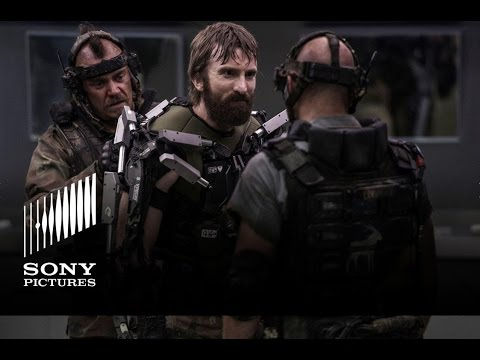 Elysium Trailer 'Max Vs. Kruger'
