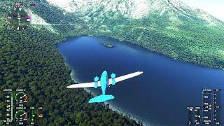 Microsoft Flight Simulator 2020: Lake Tahoe Flyover