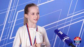 «Татьяна Навка очень красивая и рисковая». Лиза Берестовская. Интервью с финалистом.