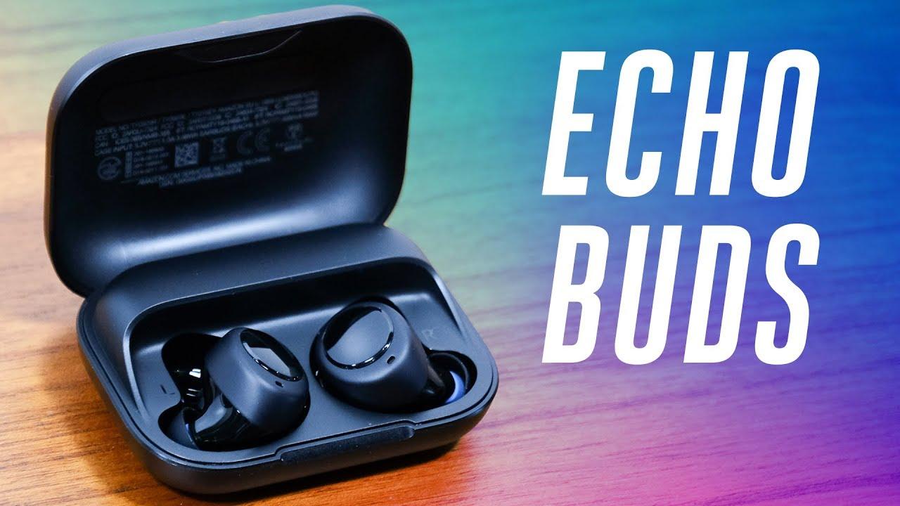 Amazon Echo Buds hands-on thumbnail