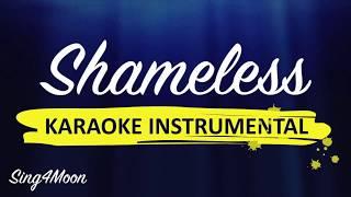 Shameless – The Weeknd (Karaoke Instrumental)
