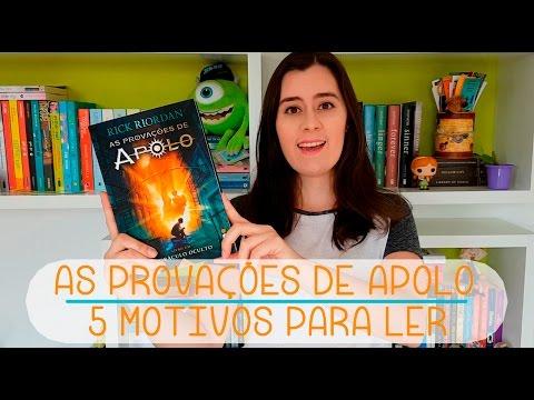 As Provações de Apolo: O Oráculo Perdido | 5 motivos para ler
