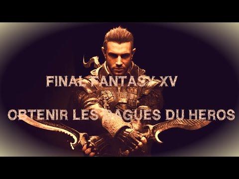 FINAL FANTASY XV - OBTENIR LES DAGUES DE NYX