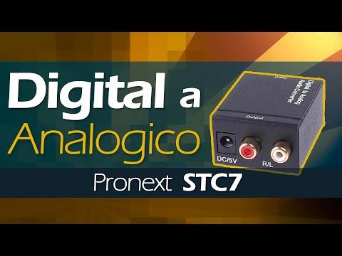 ¿¿¿Cómo CONECTAR el audio de tu TV con salida óptico/coaxial a un EQUIPO de SONIDO RCA/Jack 3.5mm???