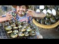 Grilled Snail bbq Recipe - Cooking Snail bbq for Food
