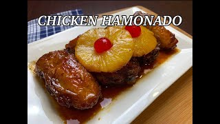 CHICKEN HAMONADO | PATOK NA RECIPE NGAYONG PASKO