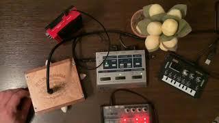 Video Minimal - Akai Riff O Matic U 400, Tek Drum, Philips Skymaster 4