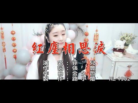 ⭕菲兒–紅塵相思淚 (1080P) KTV