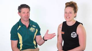 Athlete Interview with Stuart Hinds Part One