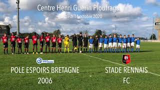 Promo 2006 - St. Rennais FC (0-2)