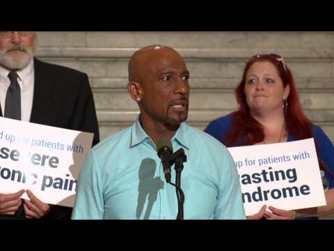 Gainey: Put Medical Marijuana Bill to a Vote