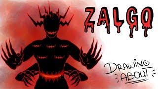ZALGO | Draw My Life  #creepypasta