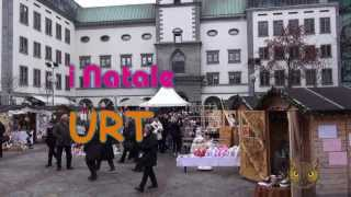 preview picture of video 'Mercatino di Natale a Klagenfurt - 15.12.2013 - by John - Giovanni Rosin'