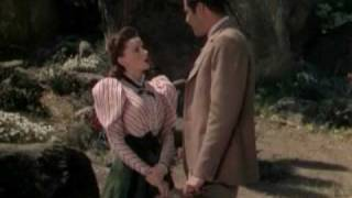 JUDY GARLAND: RARE DELETED SCENE/SONG 'MY INTUITION' FROM 'THE HARVEY GIRLS'.