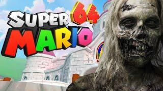 SUPER MARIO 64 ZOMBIES! - Call Of Duty Custom Zombie Map