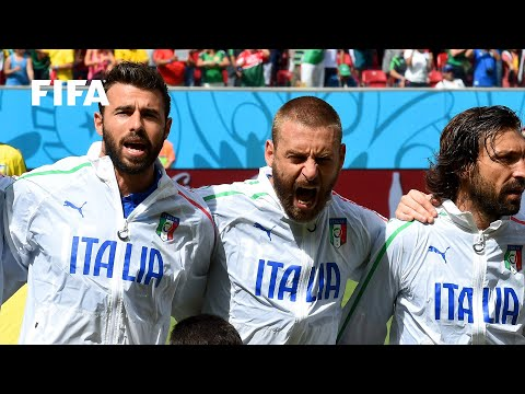 Italy: An Anthem for the Ages   FIFA World Cup