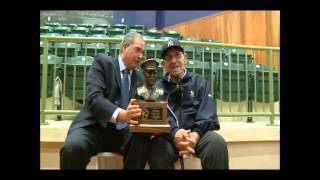 Yogi Berra - Bob Feller Act of Valor Award Ceremony