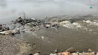 Rondom Os – Drie dagen na het noodweer, stille getuigen wateroverlast