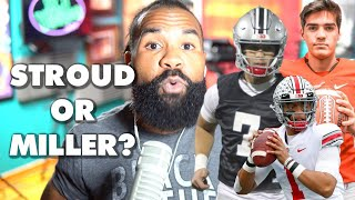 In A Justin Fields Nightmare: Ohio State QBs CJ Stroud V. Jack Miller To The Rescue