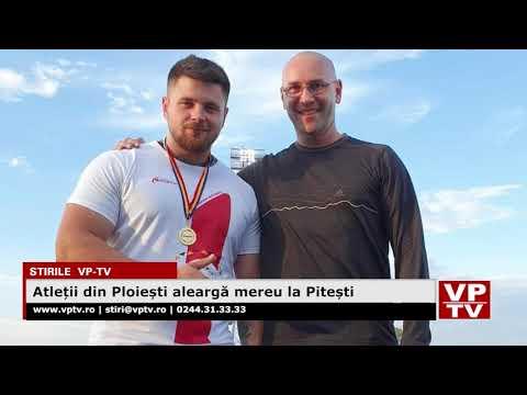 Atleții din Ploiești aleargă mereu la Pitești