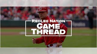 Reds vs. Padres – April 18, 2019 - Redleg Nation