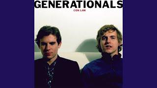 Generationals - Faces in the Dark