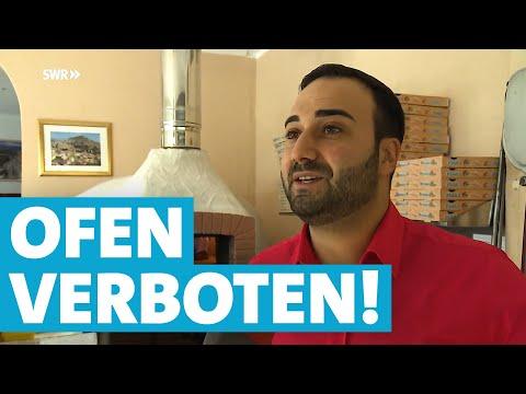 Stadt Ulm verbietet Pizzeria Holzofen