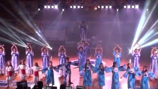 Денс център Галаксико в спортна зала Дружба град Хасково
