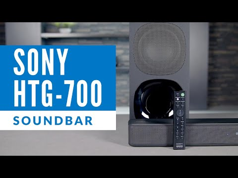 External Review Video MDYcPWs6pYo for Sony HT-G700 3.1-Channel Soundbar w/ Wireless Subwoofer