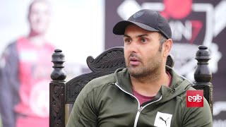 Interview With Afghan Ex-Cricket Captain Mohammad Nabi
